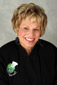 Kathryn Raaker, host of the Chef, You and I.
