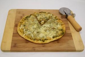 Pesto Pizza 6