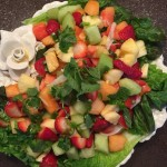 Cinco de Mayo Fruit Salad