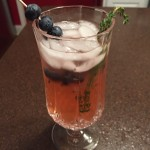 Blueberry Thyme Splash