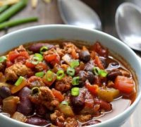 Clark Bartram's Chili