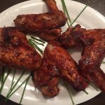 BBQ Turkey Wings