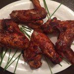 BBQ Turkey Wings