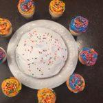 Doo Doo Ice Cream Cone Cupcakes