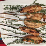 Margarita Tequila Chicken Skewers
