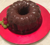 Bruce's Sweet Potato Chocolate Cake 02