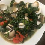 Manila Clam Soup
