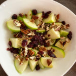 Fr Umberg's Carmel Apple Salad