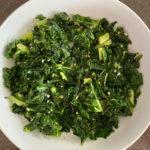 Fr Umberg's Sautéed Kale-web