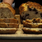 Cinnamon Roll and Blueberry breads-web